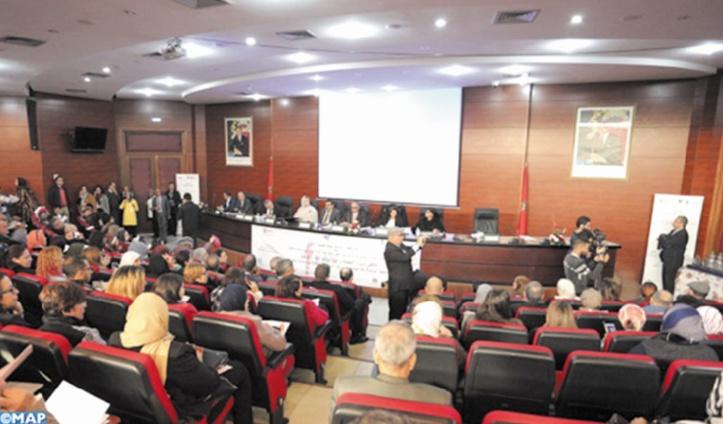 Rkia Derham : Notre ambition est d'atteindre la parité