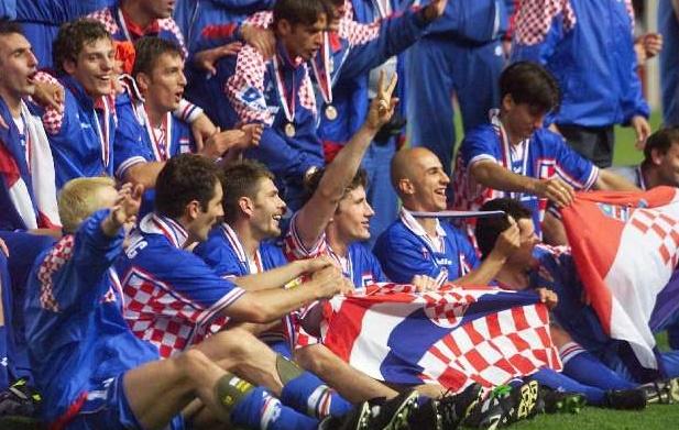 Insolite : Un Croate vend aux enchères sa médaille de bronze du Mondial-98