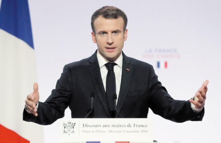 Macron annonce la mobilisation des militaires face aux violences à La Réunion