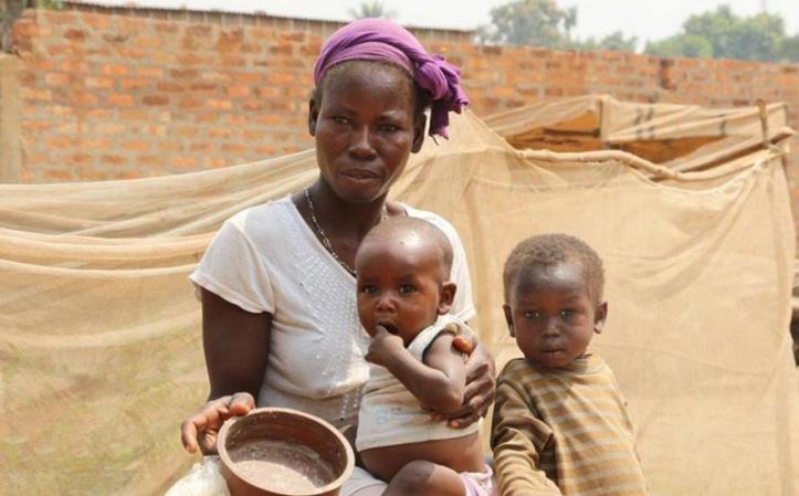 L'ONU alerte sur les risques de famine en Centrafrique