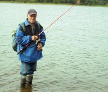 Repeuplement de 16 cours d'eau, 14 lacs et 15 retenues de barrages : Augmentation record du nombre de pêcheurs en eaux douces
