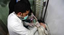 """Une centaine de cas de suffocation après une attaque aux """"gaz toxiques"""" à Alep"""