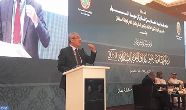 Mohamed Benabdelkader : Le Maroc, un modèle en matière de réalisation des ODD