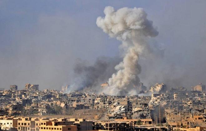 Plus de 200 morts en trois jours après un assaut de l'EI en Syrie