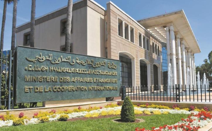 Le ministère des Affaires étrangères exige une réponse sans équivoque à la proposition Royale