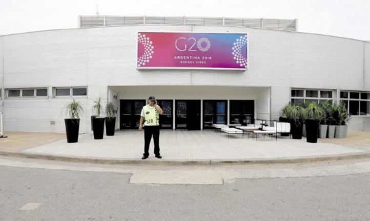 Le sommet du G20 à Buenos Aires plus tendu que jamais