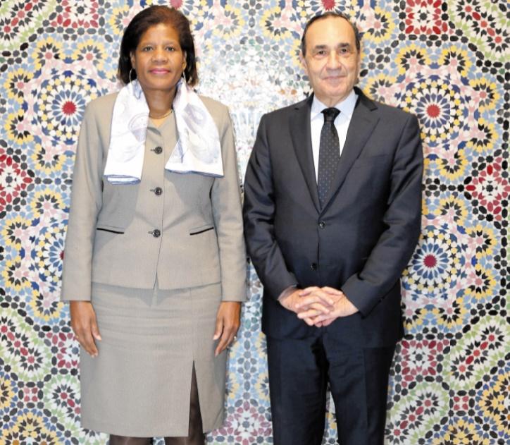 Volonté commune de la Chambre des représentants et de la Banque mondiale de renforcer leur coopération