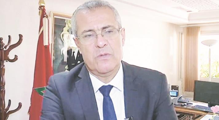 Mohamed Benabdelkader : Un plan directeur de transformation digitale est en cours de préparation