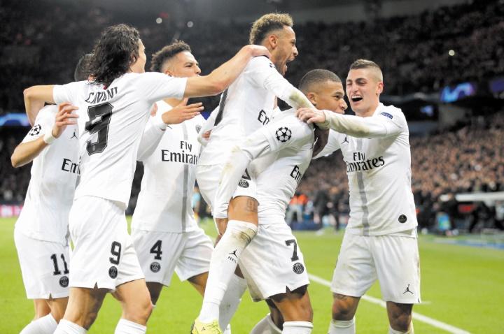 Ligue des champions : Paris dompte Liverpool et l'Atlético file en 8ème de finale