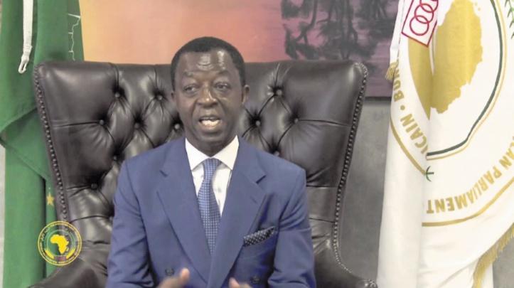 Le président du Parlement panafricain loue l'appel Royal au dialogue avec l'Algérie