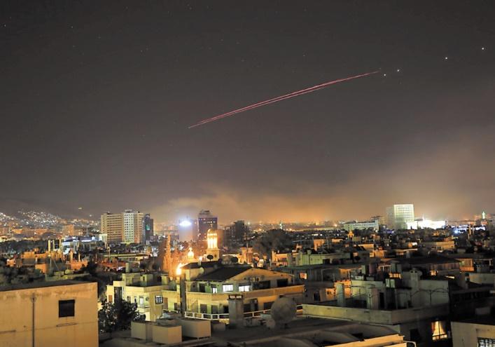 Raids israéliens près de Damas et dans le Sud