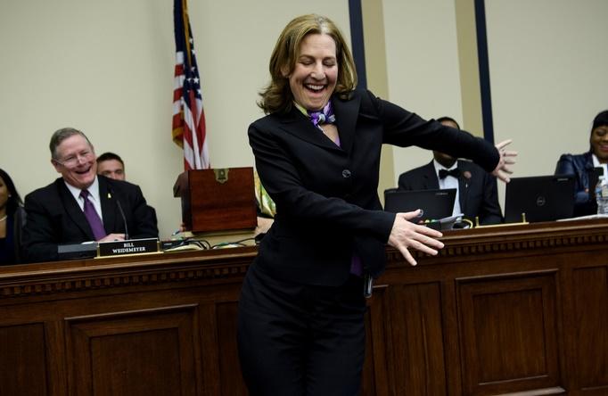 Insolite : Tombola entre élus du Congrès pour les meilleurs bureaux