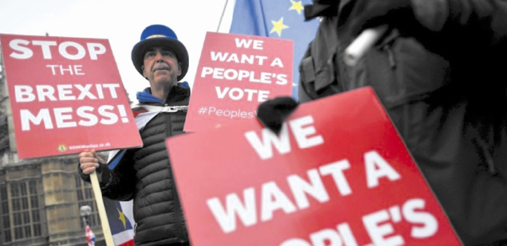 L'idée d'un second référendum sur le Brexit gagne du terrain