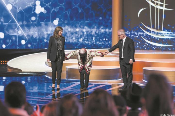Agnès Varda superstar à Marrakech