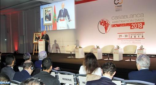 Le Centre d'arbitrage de Casablanca appelé à devenir une place de référence en Afrique