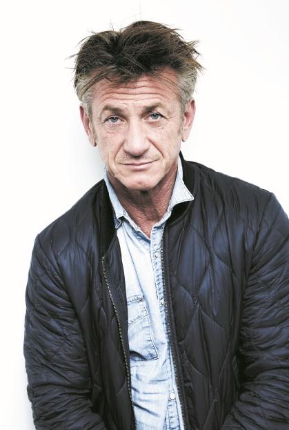 Les célébrités les plus radines et les plus généreuses : Sean Penn