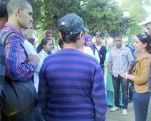 L'Association femme, eau et environnement à la tâche : Des ambassadrices et ambassadeurs verts en formation à Salé