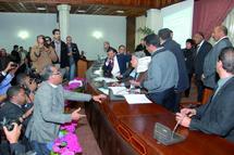 Sitôt ouverte la réunion a été reportée : L'autre session peu ordinaire du Conseil de la ville de Casablanca