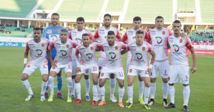 Le Hassania poursuit son bonhomme de chemin en Coupe de la CAF