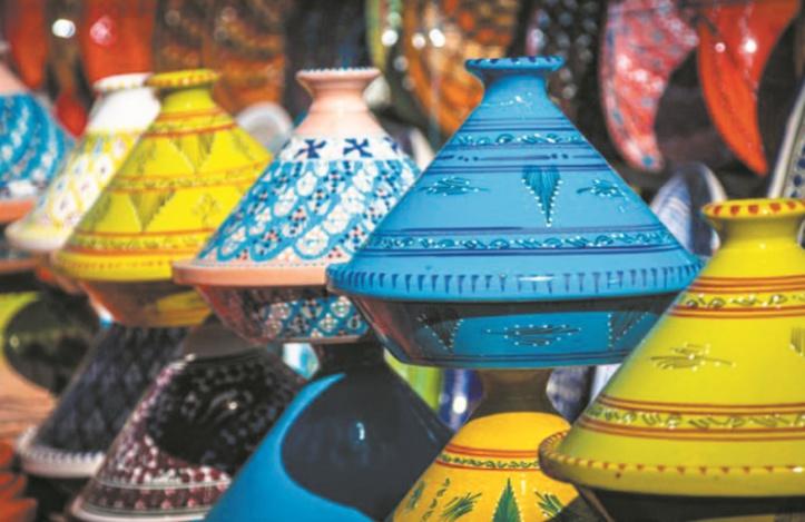 Les exportations des produits artisanaux maintiennent leur tendance haussière