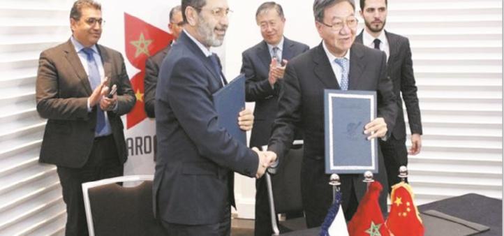 Des hommes d'affaires marocains et chinois appellent au lancement de projets communs en Afrique