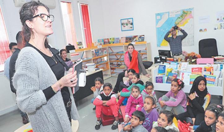 """""""l'Eurokteb2'' ou comment réconcilier les enfants et le livre"""