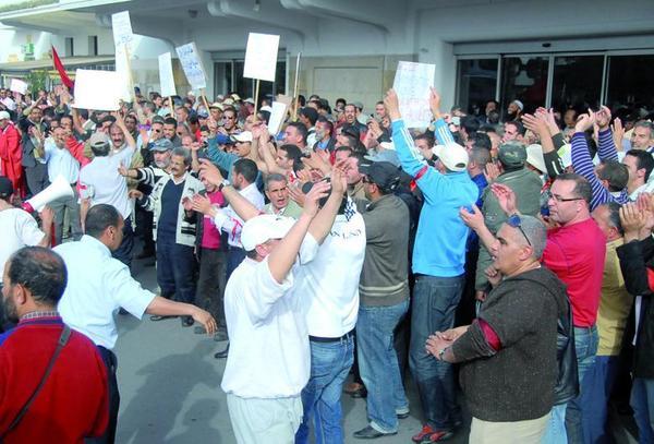 Après le port du brassard, bientôt la grève illimitée : La grogne s'accentue à l'ONCF