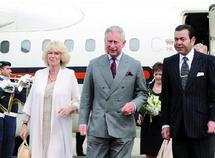 Le Prince Charles mène campagne contre la désertification au Maroc