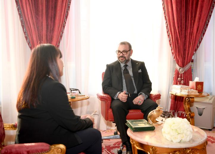 S.M le Roi nomme Amina Bouayach présidente du CNDH