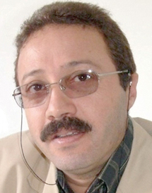 Ahmed Arehmouch, membre du bureau exécutif du Réseau amazigh pour la citoyenneté