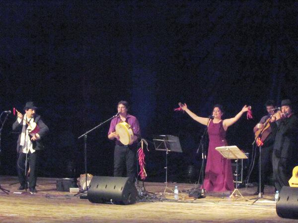 Ambiance festive au Théâtre Mohammed VI
