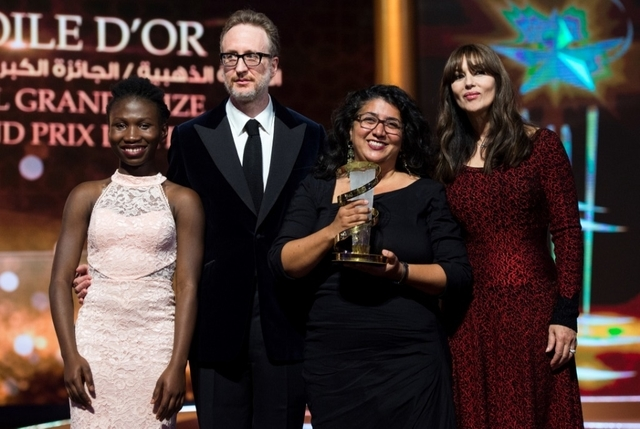 Sudabeh  Mortezai, grande  gagnante du Festival du film de Marrakech