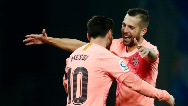 Le Barça roi du derby