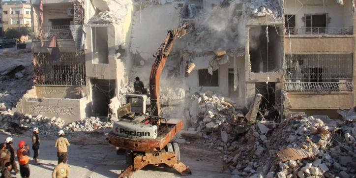 Washington accuse Moscou d'avoir aidé à mettre en scène une attaque chimique en Syrie