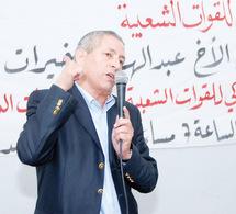 Abdelhadi Khairat à propos des réformes constitutionnelles et politiques