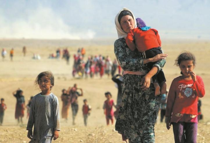 Le droit d'asile et Alger : Ça fait deux