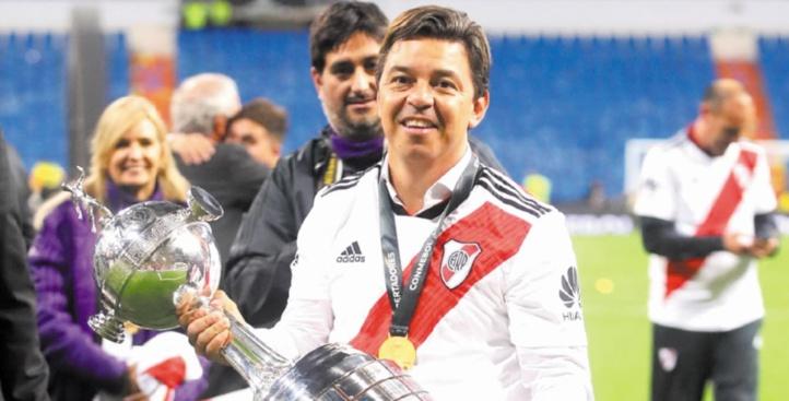 Marcelo Gallardo Stratège et idole de River Plate