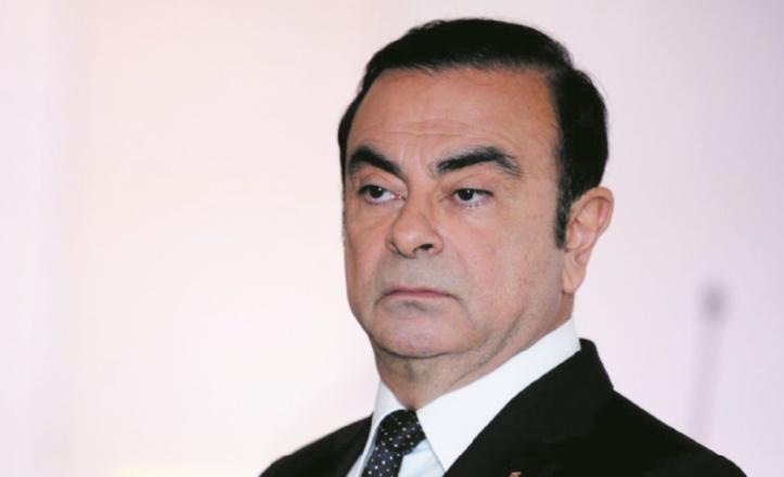 Carlos Ghosn, l'empereur déchu de l'automobile