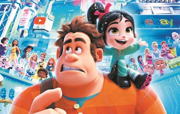 """Au box-office nord-américain, """"Ralph 2.0"""" reste numéro 1"""