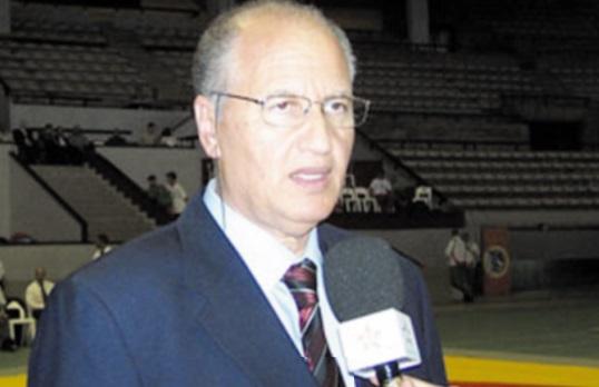 Dalil Skalli, président de la  FRMSTJ.