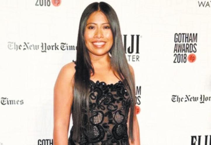 Yalitza Aparicio, l'Indienne du Mexique qui a séduit Hollywood