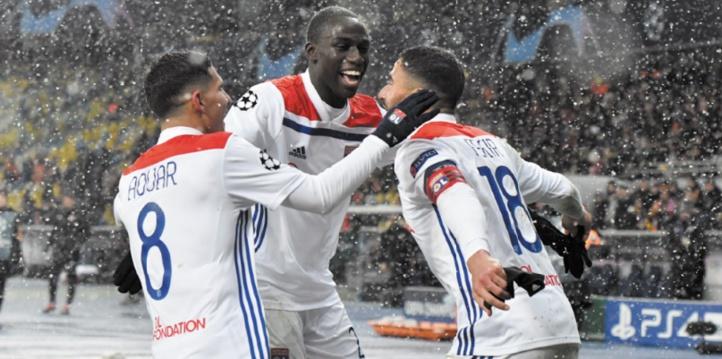 Lyon s'empare du dernier ticket des huitièmes de la Ligue des champions