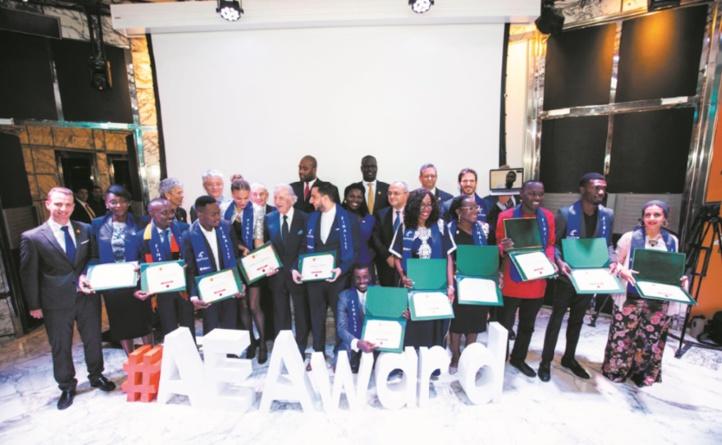 13 jeunes entrepreneurs africains distingués à Casablanca