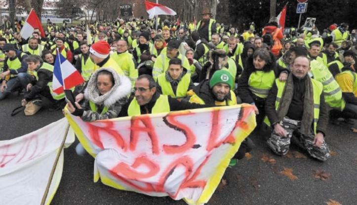 """Des appels aux """"gilets jaunes"""" à ne pas manifester samedi"""