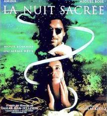 Adapté du roman de Tahar Ben Jelloun : Shehrazade dans La Nuit sacrée
