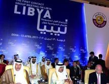 Réunion du Groupe de contact sur la Libye : Aide financière pour la rébellion