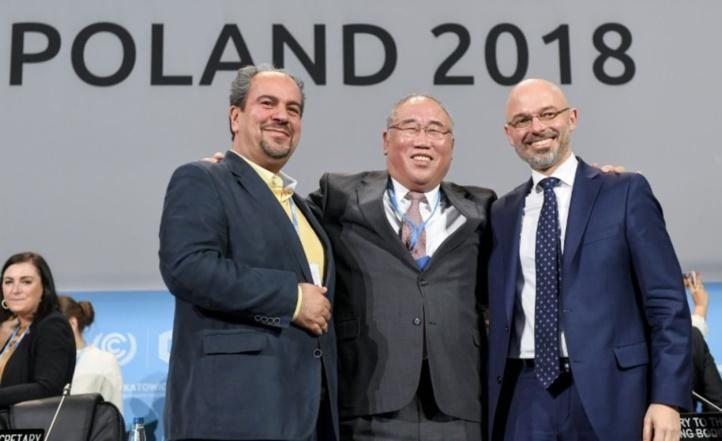 La COP24 remet l'accord de Paris sur les rails