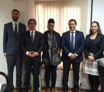 L'approche humaine, une constante de la politique marocaine Abdelkrim Benatiq s'entretient à Rabat avec Tendayi Achiume