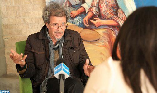 Abdelhak Zerouali: La colonisation a joué un  rôle important dans l'essor  du théâtre au Maroc