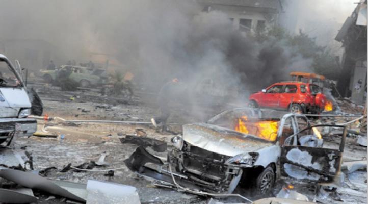 Neuf morts dans l'explosion d'une voiture piégée à Afrine en Syrie